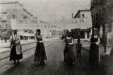 Since 1906 women have voted in Finland