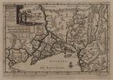 18th Century, Ganges-Brahmaputra Delta; Het Koninkryk van Bengale en de Vloeden die zig inde Ganges ontlasten, Navolgens de Kundschap der Portugysen, Door hen Hr. I.B. de Lavanha in 't Ligt gebragt.