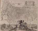 18th Century, Holy Land and Canaan; Perigrinatie ofte Veertich Iarige Reyse der Kinderen Israels. Uyt Egypten door de Roode Zee ende de Woestyne tot in 't Beloofde Landt Canaan.