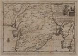 18th Century, India; De Koninkryken van Guzaratte Cambaya en Mogol Tot aan Bengale en Pegu Volgens d' Hedendaagze Kundschap