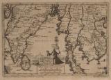 18th Century, India, Malay Peninsula, and Bay of Bengal; De Kusten van Guzaratte, Malabaar, Bengale en Malacca, met die van't Magtig Koninkryk Siam, tot aan China bestevend.