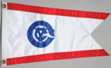 Pennant, front