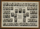Senior class of 1939, North Central Bible Institute, Minneapolis, Minnesota