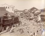 The Bhendy [Bhendi] Bazar, Bombay