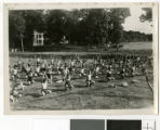 Calisthenics, Lake Koronis Assembly Grounds, Paynesville, Minnesota