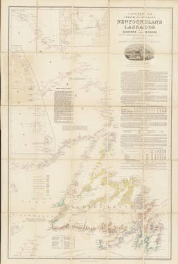 Big Map Of England.A Diocesan Map Of The Church Of England In Newfoundland And Labrador