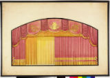 Image for Drop curtain.