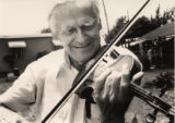 Image for Man playing violin