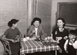 Image for Japanese American family club party