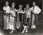 Image for Members of Ukrainian Twin Cities Folk Ballet in folk costumes