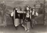 Image for Ukrainian folk dancers