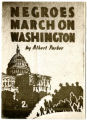 Image for Negroes March on Washington