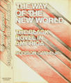 Image for The way of the new world : the Black novel in America