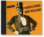 Image for Famous Songs of Bert Williams