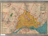 Image for [Map of Detroit and environs.].