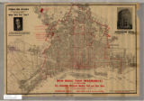 Image for Map of the city of Detroit, Michigan