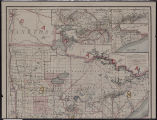 Image for Railroad commissioners' map of Minnesota : corrected to Feb. 1, 1913