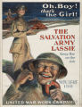 Image for Oh boy! That's the girl! : The Salvation Army lassie : keep her on the job : Nov. 11th-18th 1918 : United War Work C
