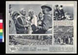 Image for The Campaign in Africa : 6. the entry of the victorious armies into Tunis