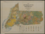 Image for Map of Wicomico county : showing the agricultural soils