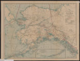 Image for Map of Alaska : showing latest explorations by U.S. Geological Survey and U.S. Coast and Geodetic Survey