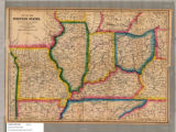 Image for Map of the Western States : engraved to accompany Appleton's traveller's guide.