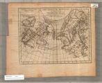 Image for Carte générale des découvertes de l'Amiral de Fonte, et autres navigateurs espagnols, anglois et russes pour la recherche du passage á la mer du sud
