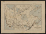 Image for Map of the dominion of Canada