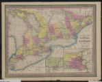 Image for Canada West formerly Upper Canada