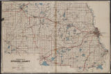 Image for Standard map of Stearns county, Minnesota