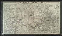 Image for Plat of Minneapolis and St. Louis Park
