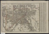 Image for Curtice's standard guide map of the city of St. Paul : prepared specially for R.L. Polk & Cos. city directory, 1897