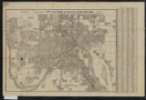 Image for Curtice's standard guide map of the city of St. Paul : prepared specially for R.L. Polk & Cos. city directory, 1896