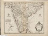 Image for Carte des coôtes de Malabar et de Coromandel