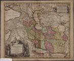 Image for Imperii Persici in omnes suas provincias nova tabula geographica