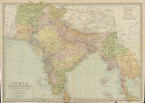Image for India, Afghanistan, Beloochistan, Burmah and Siam