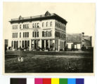 Image for Center Block Building, first home of the Minneapolis YMCA