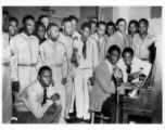 Image for Nat King Cole at Norfolk, Virginia USO-YMCA