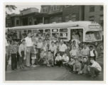 Image for Group outing on a chartered bus, Paterson YMCA, New Jersey