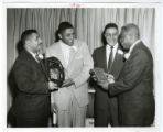 Image for Harlem YMCA Century Club dinner group