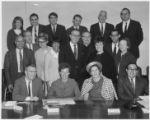 Image for C. Edward Singer, center row, extreme left