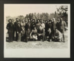 Image for Black Achievers planning committee, 1970s. (Box 46, Folder 1)