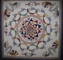 Image for Kantha wall hanging