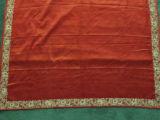 Image for Parsi garo embroidered sari
