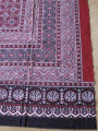 Image for Ajrak bed spread