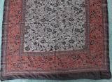 Image for Embroidered silk shawl