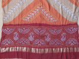 Image for Bandhani dupatta made from Egyptian cotton