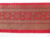 Image for Sari border fragment of Benares brocade