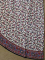 Image for Cotton block printed table cloth
