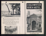 Image for Edgewater Beach Hotel, first page, Detroit Lakes, Minnesota